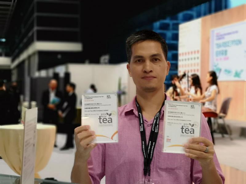 中�诽�.独揽2018香港国际名茶比赛普洱茶「冠军」和「季军」
